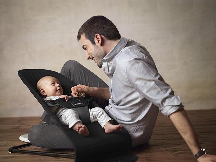 Wybór leżaczka dla niemowlęcia