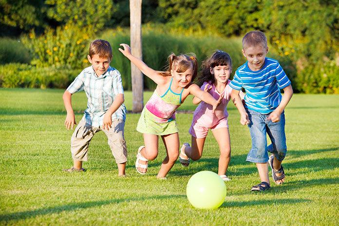 Sport dla przedszkolaka - co wybrać?