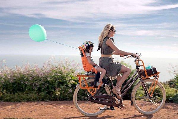 Foteliki rowerowe – czy są bezpieczne?