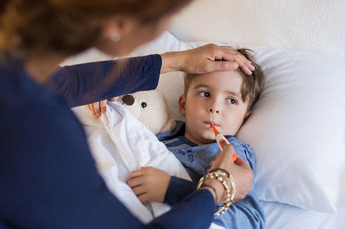 Czy trzydniówka u dziecka wymaga konsultacji lekarza?