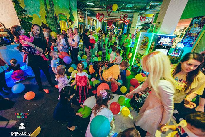 Centrum rozrywki dla dzieci w Białymstoku