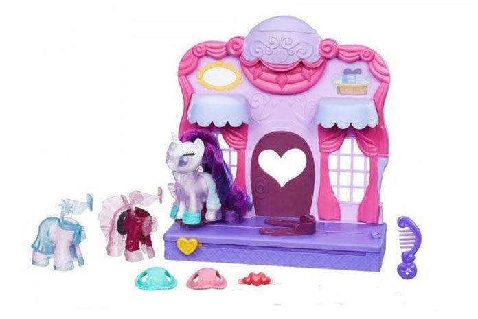 Zabawki My Little Pony – co wybierają dziewczynki?
