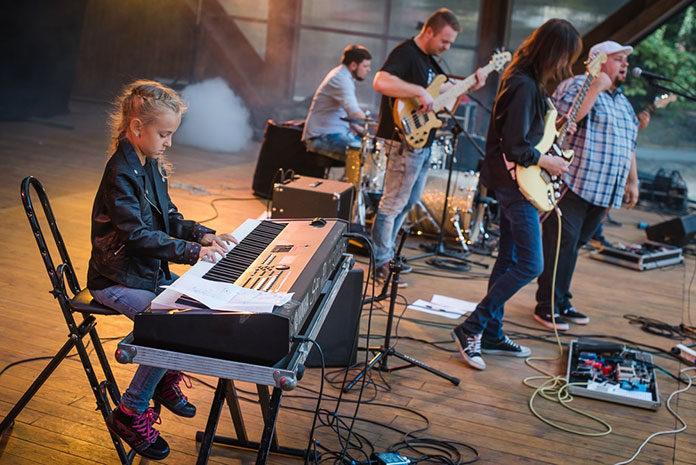 Muzyczne hobby dla dzieci i dorosłych