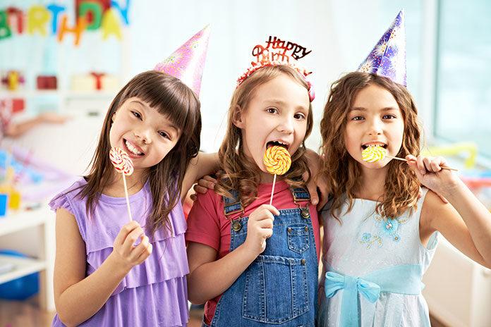 Dekorujemy salę na urodziny dziecka