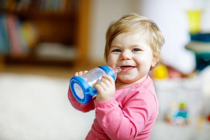 mleko modyfikowane dla niemowląt
