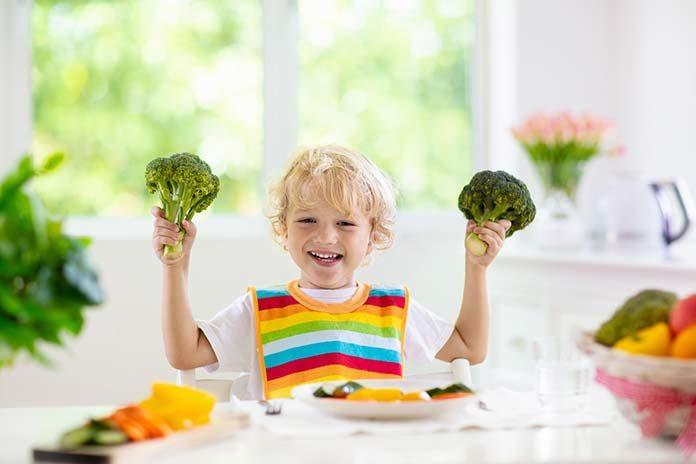 3 pomysły na obiad dla dziecka bez mięsa