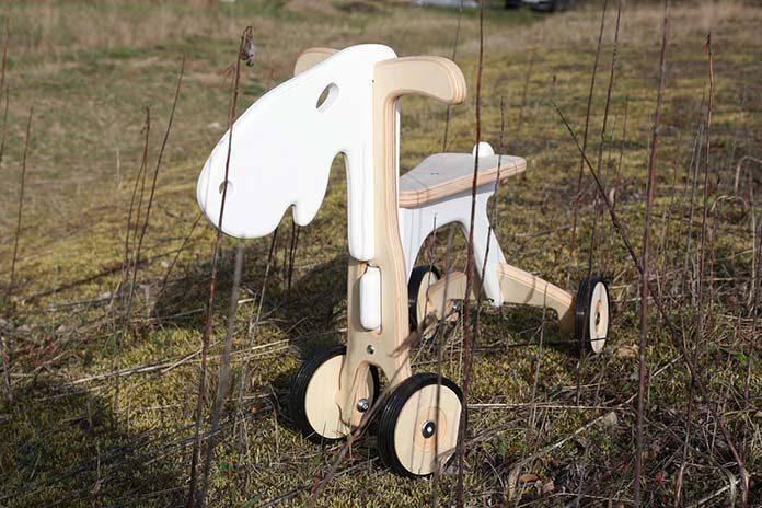 Jeździk dla dziecka - tak czy nie? Opinie i aspekty zdrowotne