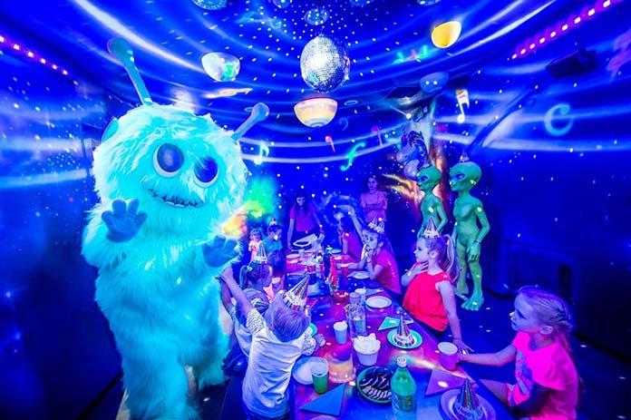 Urodziny dla dzieci w sali zabaw – przyjęcie inne niż wszystkie!