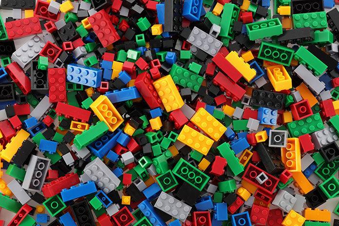 Klocki Lego Super Heroes - zbuduj swojego bohatera