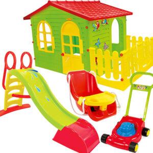 Hurtownia zabawek ogrodowych