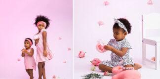 Modne ubranka dla dziewczynki na wiosnę