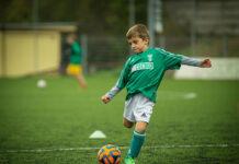 Rozwój młodych piłkarzy