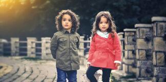 Markowa odzież dla dzieci i niemowląt