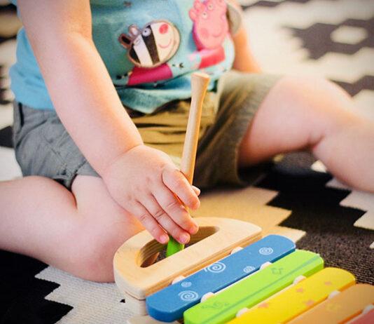 Zabawki sensoryczne dla dzieci